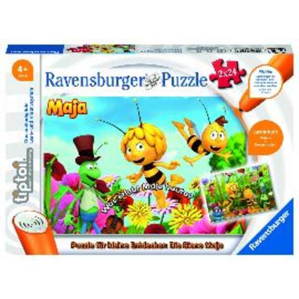 tiptoi  Puzzle für kleine Entdecker: Die Biene Maj