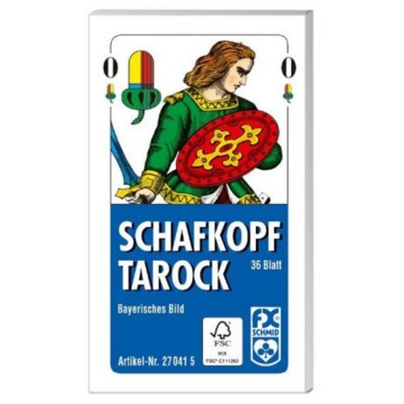 Schafkopf Tarock. FXS Traditionelle Spielkarten