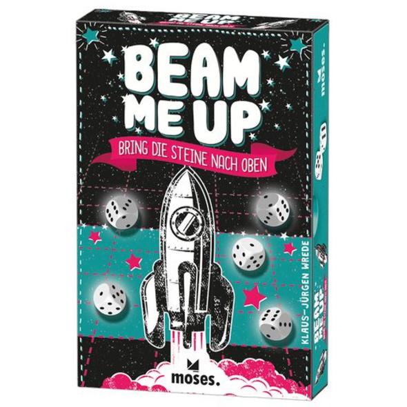 Beam me up!