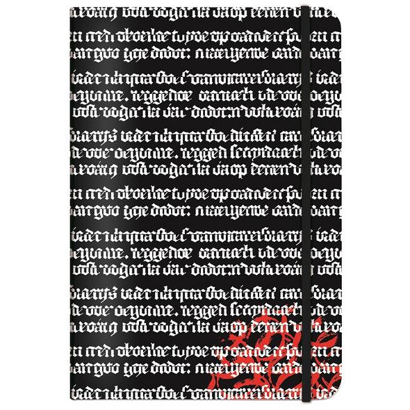 Hugendubel Notizbuch A 5 schwarz