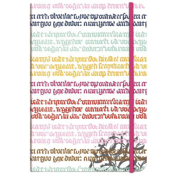 Hugendubel Notizbuch A 5 multicolor