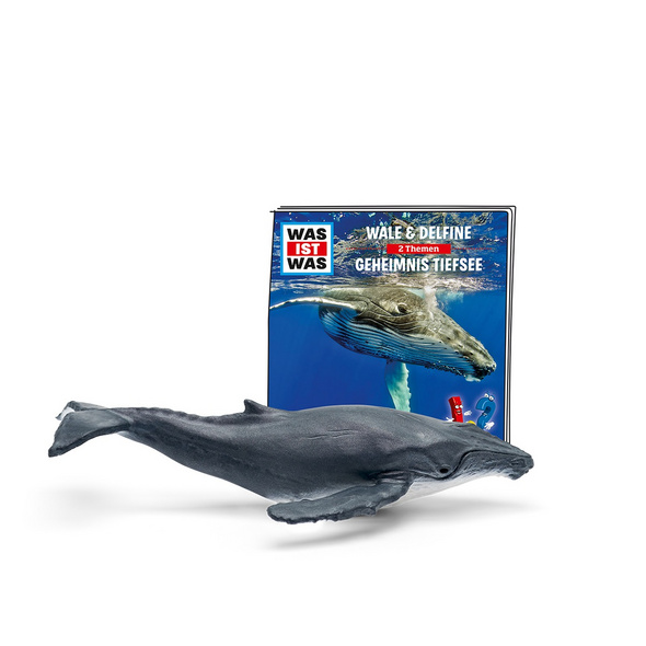Tonie - WAS IST WAS - Wale. Delfine. Tiefsee  Novi9-19