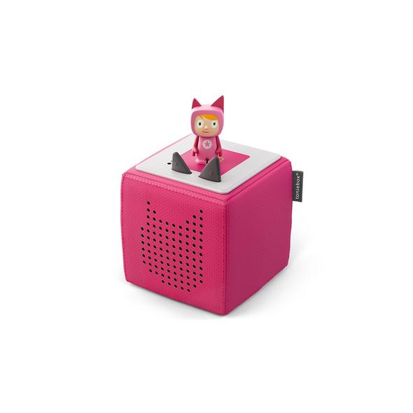 Starterset Toniebox Pink  Kreativ-Tonie