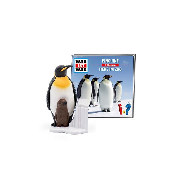 Tonie - Was ist was - Pinguine. Tiere im Zoo  Novi9-20