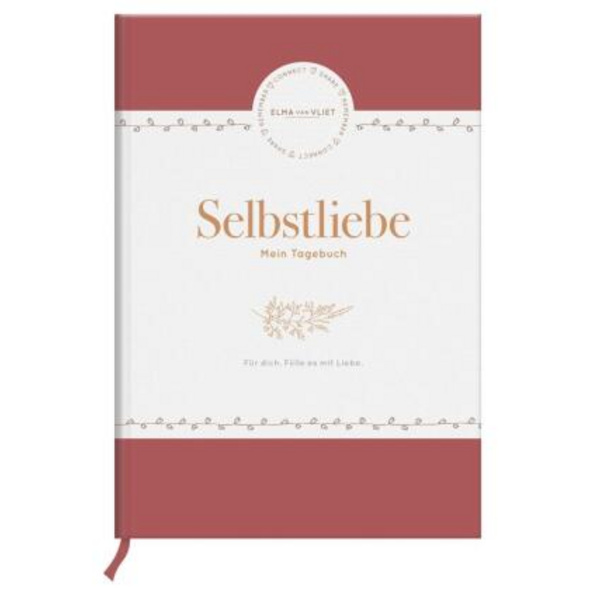 Elma van Vliet Selbstliebe - Mein Tagebuch