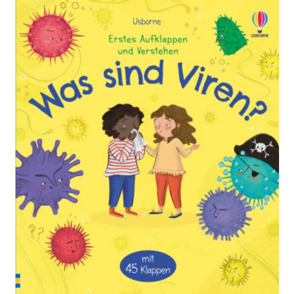 Erstes Aufklappen und Verstehen: Was sind Viren?