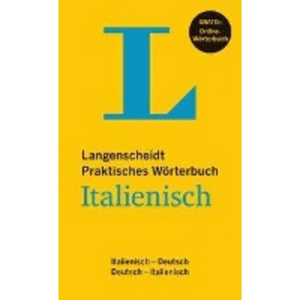 Langenscheidt Praktisches Wörterbuch Italienisch -