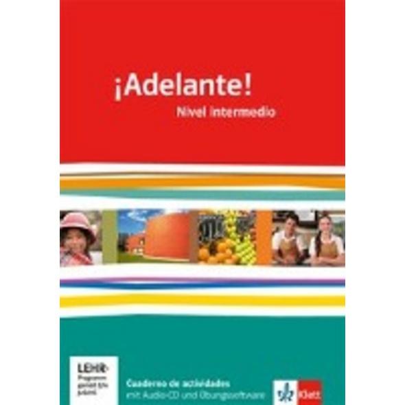 Adelante!. Cuadernos de actividades mit Audio-CD