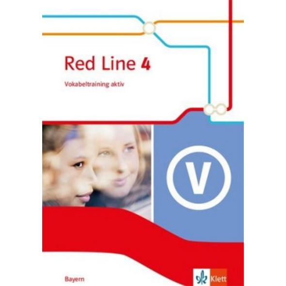 Red Line 4. Ausgabe Bayern. Vokabeltraining aktiv