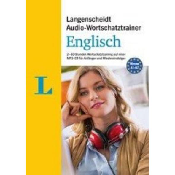 Langenscheidt Audio-Wortschatztrainer Englisch - f
