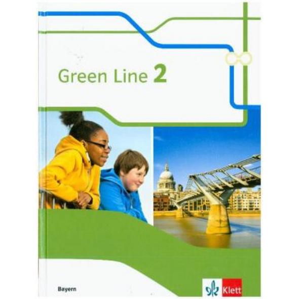 Green Line 2. Schülerbuch. 6. Schuljahr. Ausgabe B