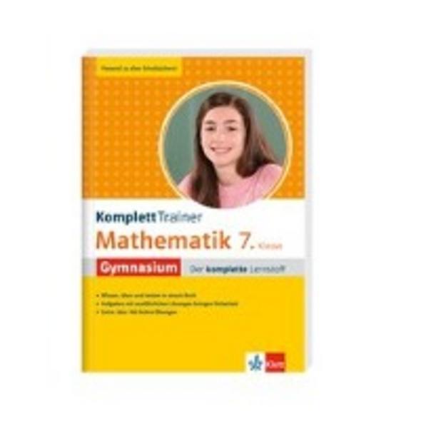 KomplettTrainer Gymnasium Mathematik 7. Klasse