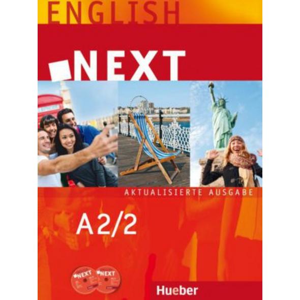 NEXT A2 2 Aktualisierte Ausgabe. Student s Book Pa