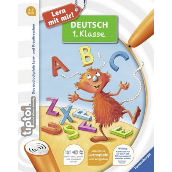 tiptoi  Deutsch 1. Klasse