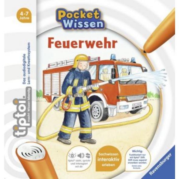 tiptoi  Feuerwehr