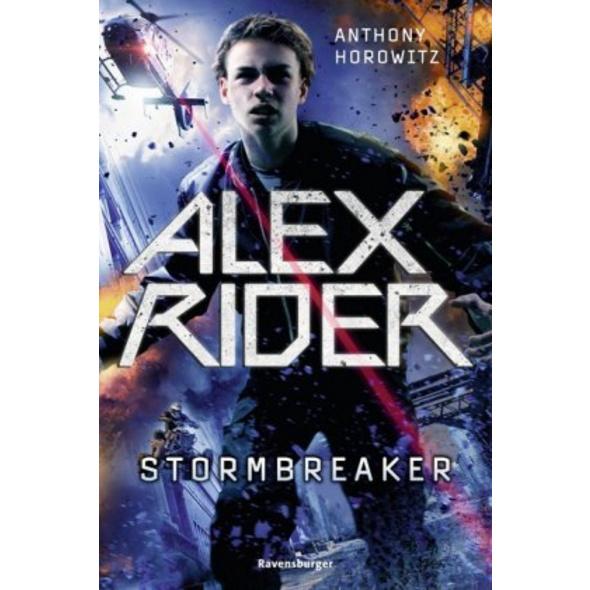 Alex Rider 01: Stormbreaker
