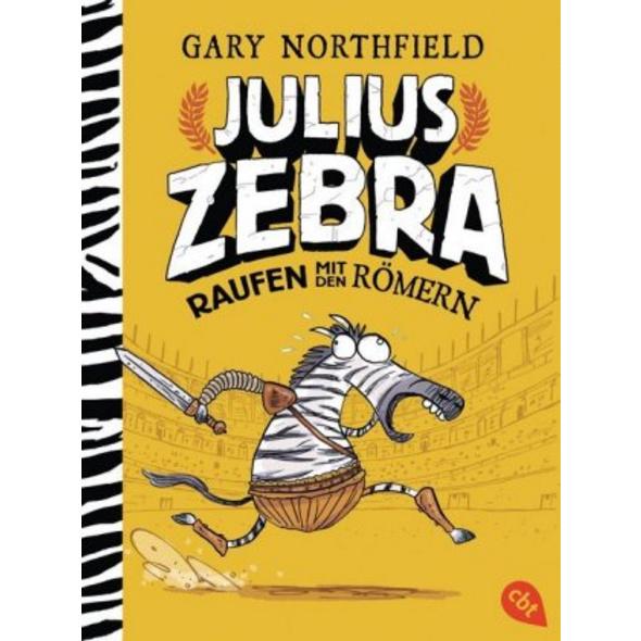 Julius Zebra - Raufen mit den Römern