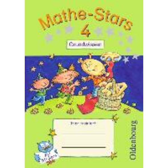 Mathe-Stars 4. Schuljahr. Grundwissen