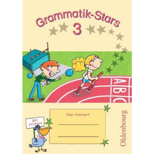 Grammatik-Stars - 3. Schuljahr
