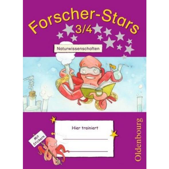 Forscher-Stars 3. 4. Schuljahr. Naturwissenschafte