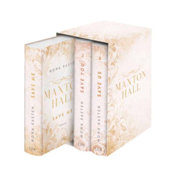 Die Maxton-Hall-Reihe: Alle 3 Bände im Schuber: Sa
