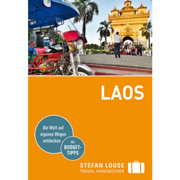 Stefan Loose Reiseführer Laos
