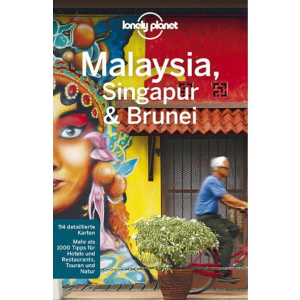 Lonely Planet Reiseführer Malaysia, Singapur   Bru