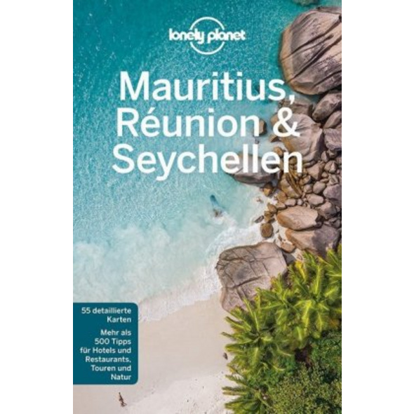 Lonely Planet Reiseführer Mauritius, Reunion   Sey