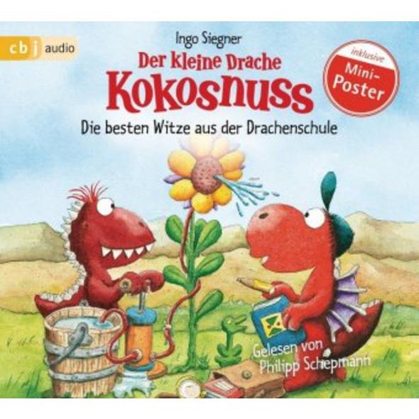 Der kleine Drache Kokosnuss - Die besten Witze aus