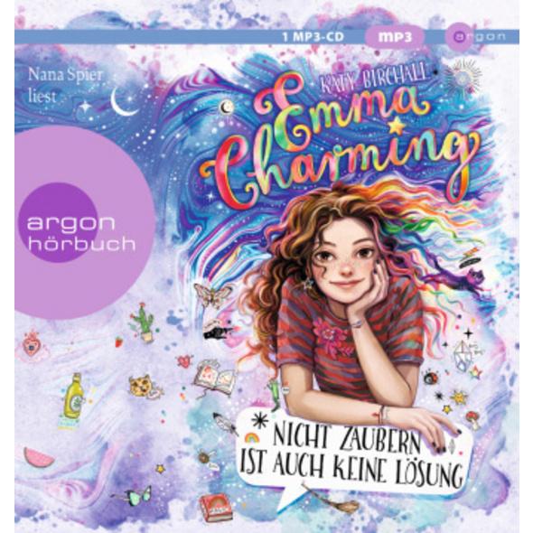 Emma Charming - Nicht zaubern ist auch keine Lösun