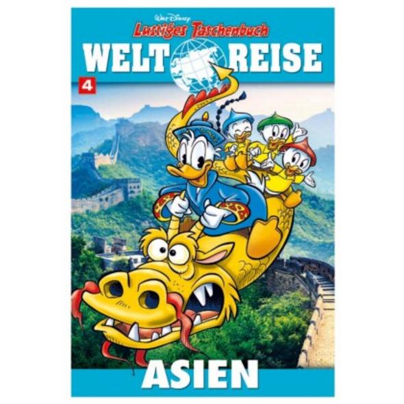 Lustiges Taschenbuch Weltreise 04
