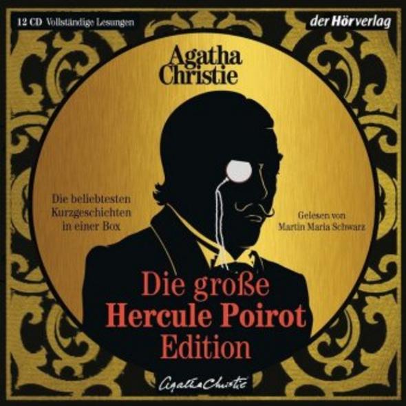 Die große Hercule-Poirot-Edition