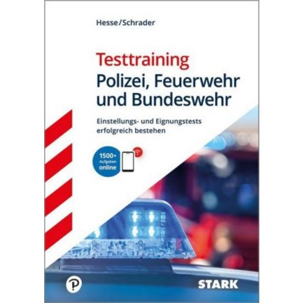 STARK Testtraining Polizei, Feuerwehr und Bundeswe