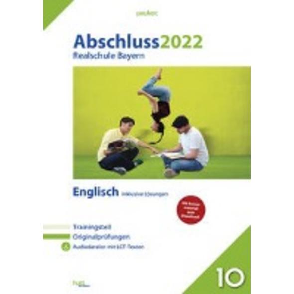 Abschluss 2022 - Realschule Bayern Englisch