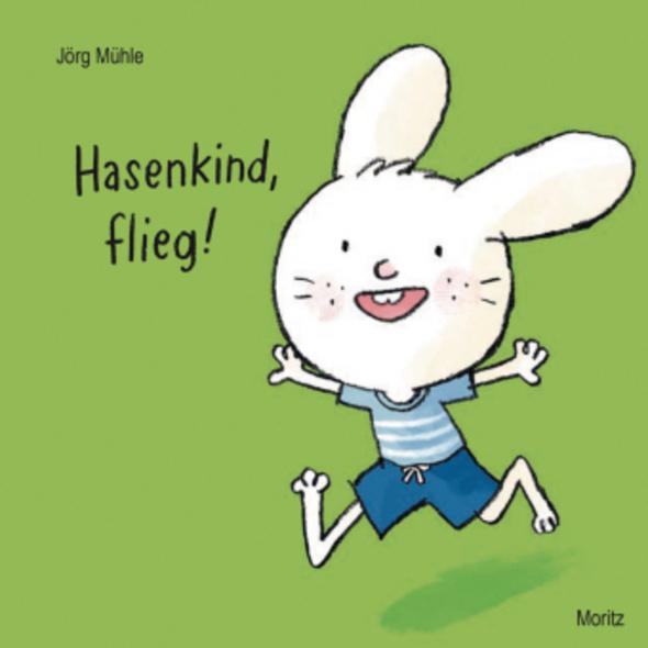Hasenkind, flieg!