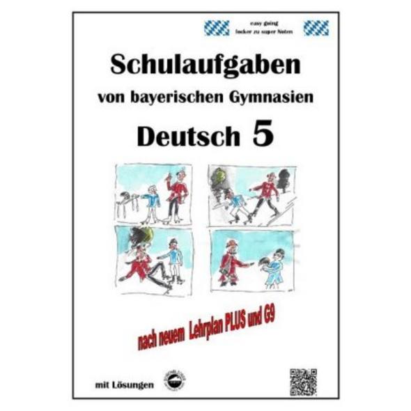 Arndt, M: Deutsch 5, Schulaufgaben von bayerischen