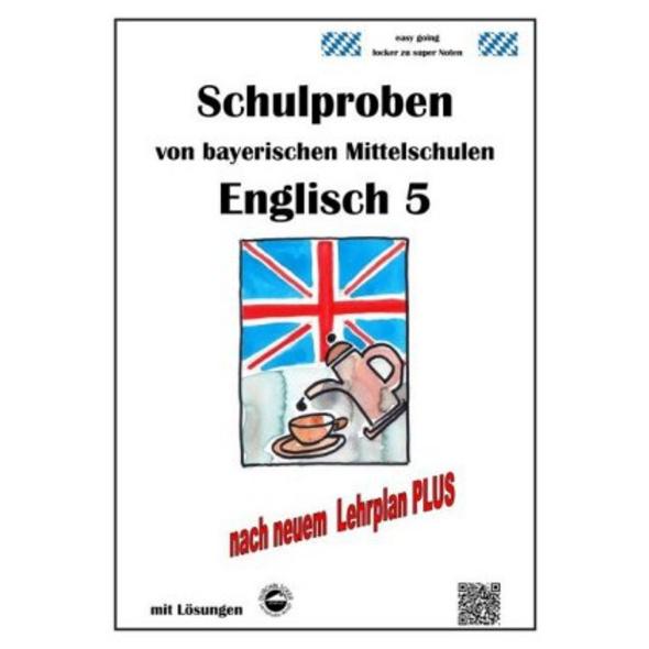 Englisch 5 Schulproben von bayerischen Mittelschul