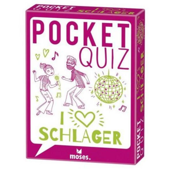 Pocket Quiz Schlager