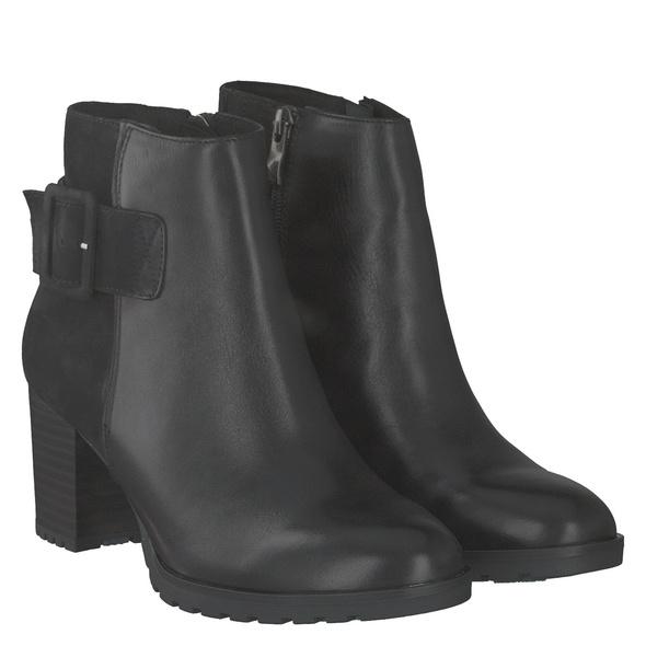 Caprice (gr. 37) Stiefel Kurz schwarz Damen