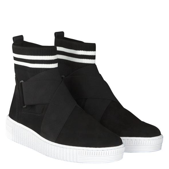 Gabor (gr. 5½) Stiefel Kurz schwarz Damen