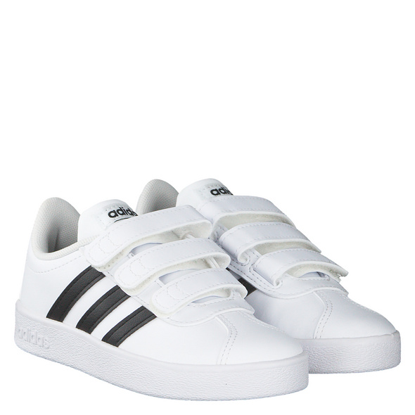 Adidas Vl Court 2.0 Cmf C Halbschuhe weiß Mädchen