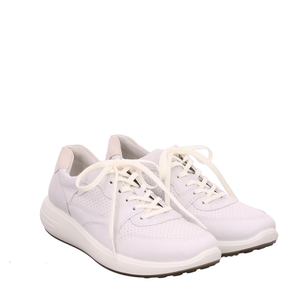 Ecco Ecco Soft 7 Runner W Sneaker weiß Damen