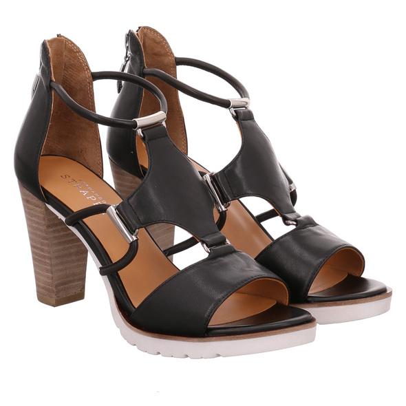 Fernando Strappa (gr. 37) Sandaletten schwarz Damen
