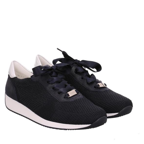 Ara Fusion 4 Sneaker blau Damen
