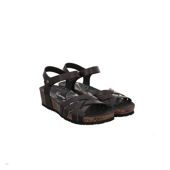Panama Jack (gr. 42) Sandaletten schwarz Damen