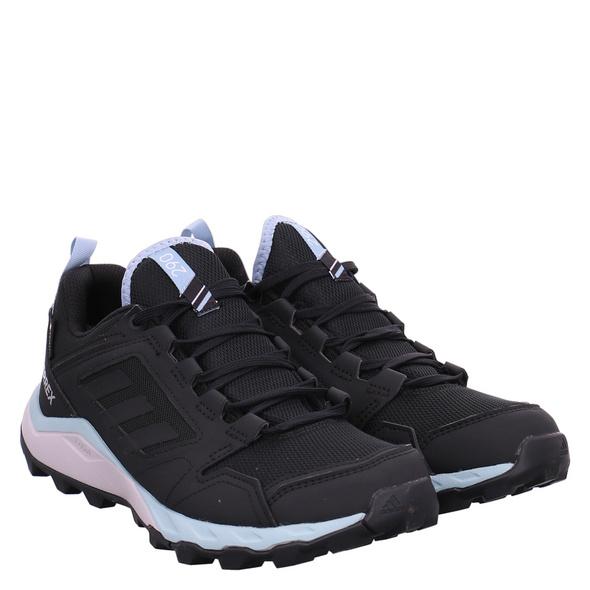Adidas (gr. 6½) Wanderschuhe schwarz Damen