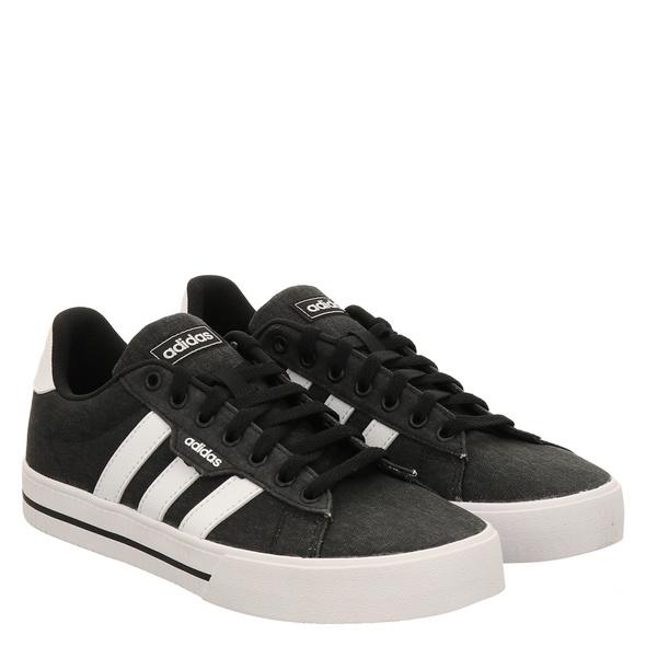 Adidas Daily3.0 Schnürer - Sportiv schwarz Herren