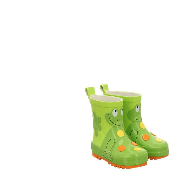Maximo Regenstiefel Mädchen grün Mädchen