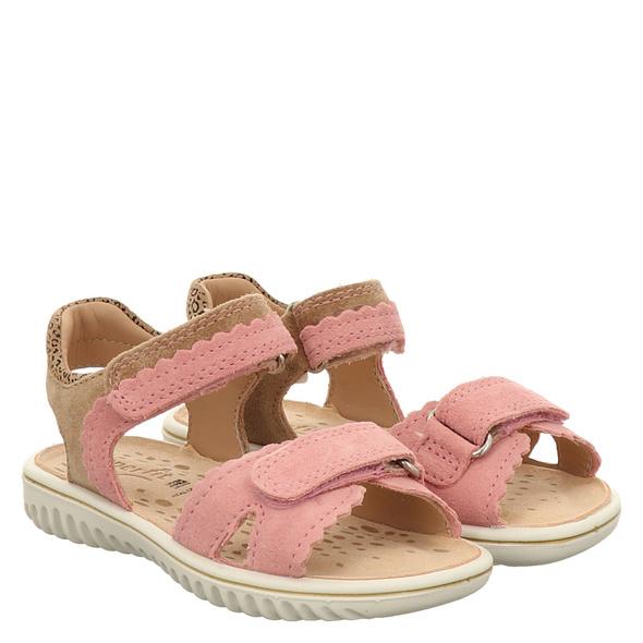 Superfit Rot Sandalen rosé Mädchen