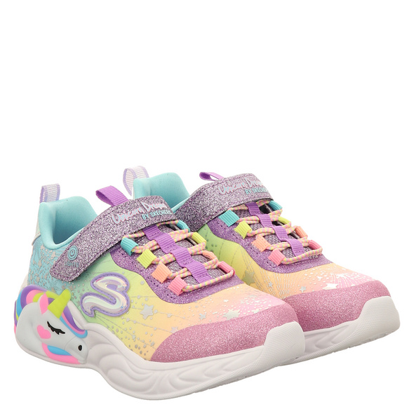 Skechers Unicorn Dreams Halbschuhe mehrfarbig Mädchen